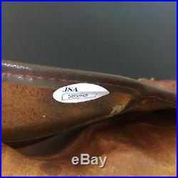 1940's Early Wynn Signed Autographed Game Model Baseball Glove With JSA COA