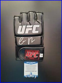 Conor McGregor Hand Signed Autographed UFC MMA Glove With Beckett COA
