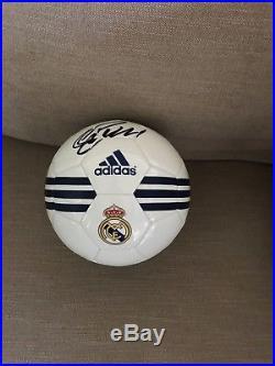 Cristiano Ronaldo Autographed Signed Soccer Ball with COA