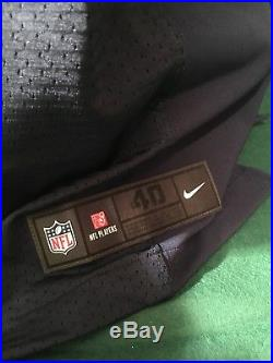 Dak Prescott Autographed Official Jersey Signed Dallas Cowboys NFL With Coa
