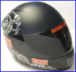 Dale Earnhardt Jr #88, Nascar, Signed, Autographed, Full Size Helmet, Coa, With Proof