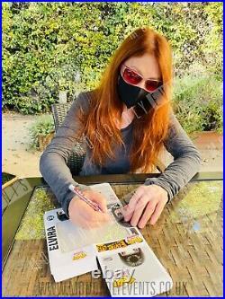 Elvira Funko Pop Signed by Cassandra Peterson 100% With COA