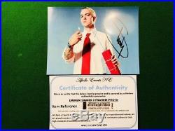 Eminem Signed Photo with COA
