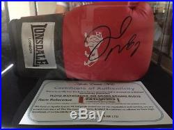 Floyd may-weather Signed Boxing Glove with COA
