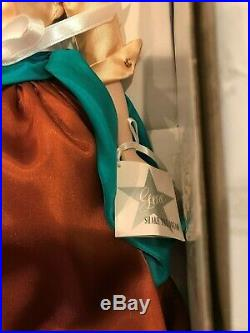 Gene 1999 Convention Doll Mood Music with Autographed Mel Odom COA, Shipper NRFB