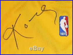 KOBE BRYANT Hand Signed LA Lakers Singlet Jersey with COA Signature Autograph