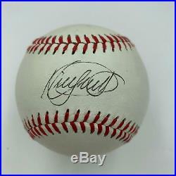 Kirby Puckett Single Signed Autographed Baseball With JSA COA