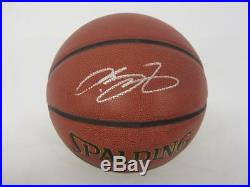 size 40 71e5c 05fbc Autographs With Coa   Lebron James autographed Basketball ...