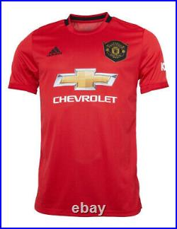Manchester United Shirt Signed By Bruno Fernandes 100% Authentic With COA