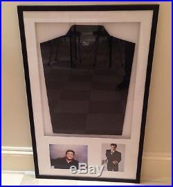 Matt Leblanc (Friends, Top Gear) Screen Used Prada Shirt, Autograph With COA PX