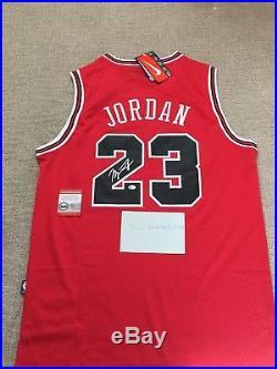 3f827c02d269c Top 10 Punto Medio Noticias | Michael Jordan Autographed Jersey Ebay