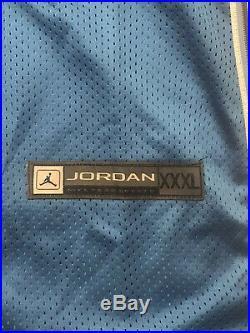 Michael Jordan Autographed UNC North Carolina Signed Jersey with COA