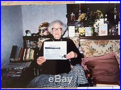 Millvina Dean signed Titanic photograph Autograph 165/500 with COA