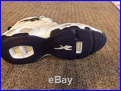 Nba Shaquille O'neal Shaq Size 22 Hand Signed Autographed Shoe With Coa