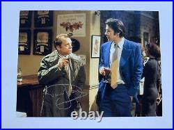 Original Hand Signed Only Fools And Horses Photo By David Jason With COA