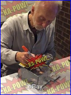 SAW Jigsaw Cult Classics Hall Of Fame Figure Signed Tobin Bell With COA Orange