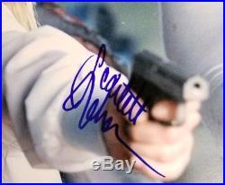 Scarlett Johansson Rare Full Name Signed Sexy 11x14 Photo With Beckett Bas Coa