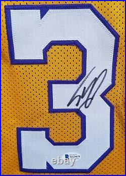 Shaquille O'neal Autographed/signed Custom Jersey With Beckett Coa (xl)