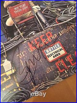 Signed The Who Who Are You 12 Vinyl By Roger Daltrey &pete Townshend With Coa