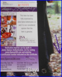 Signed Tombstone 11x14 Photo Kurt Russell & Val Kilmer JSA COA with Frame