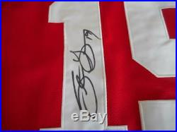 Steve Yzerman autographed Hockey jersey With COA Signed by NHL Red Wings Legend