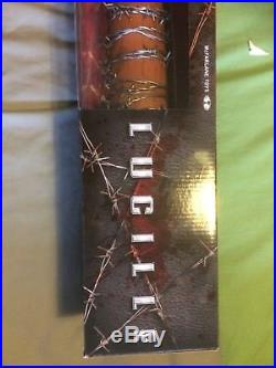 The Walking Dead Signed Lucille With COA