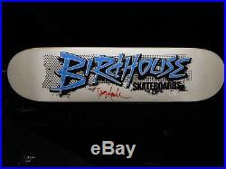Tony Hawk Signed Autographed Original Birdhouse Logo Skateboard Deck With COA