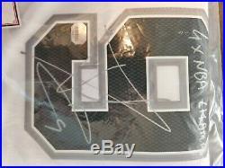 Tony Parker Autograph Jersey 4x Nba Champ Fanatics Authentic. With COA