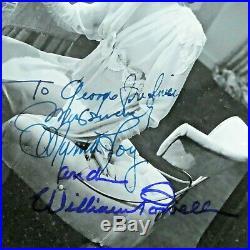 William Powell Myrna Loy Signed 8x10 Thin Man Photo with JSA COA
