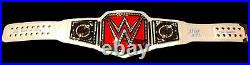 Wwe Alexa Bliss Hand Signed Raw Womens Adult Size Belt With Proof And Coa