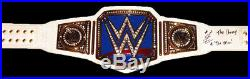 Wwe Becky Lynch Hand Signed Adult Smackdown The Man Womens Belt With Proof & Coa