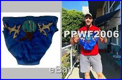 Wwe Chris Masters Ring Worn Hand Signed Autographed Trunks With Proof And Coa 1