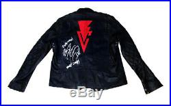 Wwe Finn Balor Ring Worn Hand Signed Autographed Jacket With Exact Proof And Coa