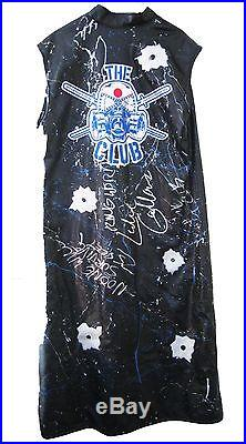 Wwe Luke Gallows Ring Worn Hand Signed The Club Jacket With Picture Proof & Coa