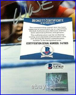 Wwe Ric Flair Hand Signed Autographed 16x20 Photo With Proof And Beckett Coa 2